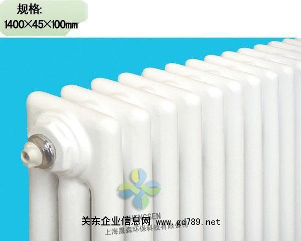 供应钢制柱式散热器生产厂家 批发 直销 报价 图