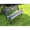 铸铁椅/公园椅/休闲椅/户外椅/长椅/路边座椅/休憩椅
