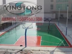 福建莆田篮球场标准尺寸